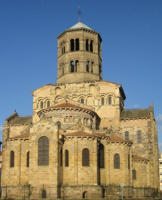 Église Saint-Austremoine d'Issoire