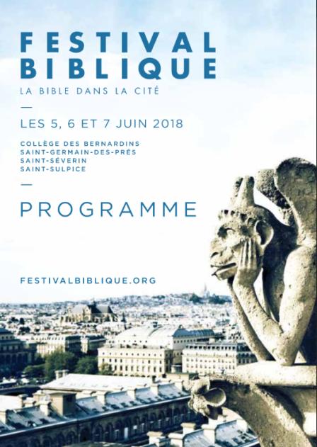 Festival Biblique 2018