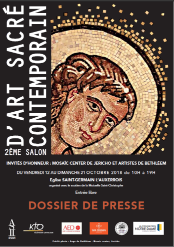 2ème salon d'art sacré contemporain